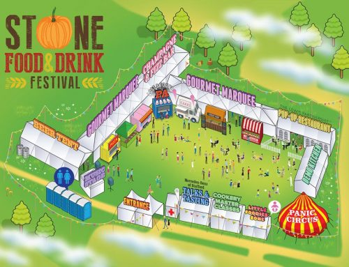 Foodie Heaven at Stone Food and Drink Festival 2015